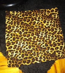 JEANE PASCALE Animal suknja