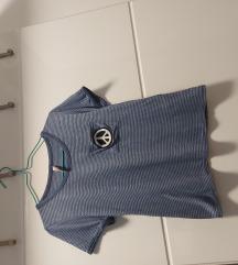 Prugasta majica kratkih rukava