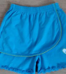 Plavi sorts-suknjica 80/15 meseci