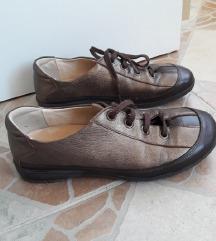 LADYSKO Portugal kozne braon cipele 38 i 1/2