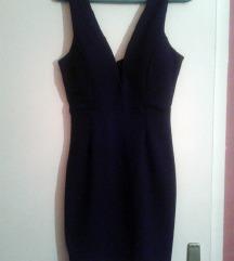 Crna svečana NOVA haljina