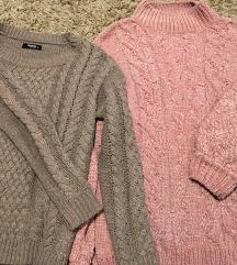 Dva džempera M