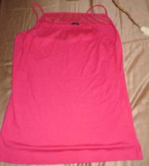 Luna pink majica na bretele