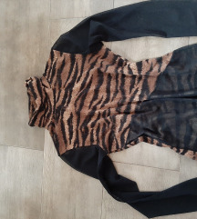 Atraktivna tigrasta bluzica