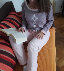 NOVO-Pamučna pidžama M