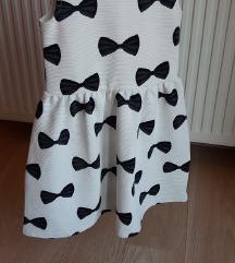 H&M haljina za devojcice 122/128 6-8g  SNIZENO