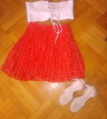 Tufnasta suknja