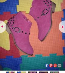 Pink čizmice