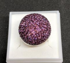 Srebrni prsten 925 NOVO!