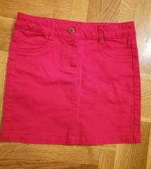 Kratka suknja za devojčice❤️ vel. 6-7