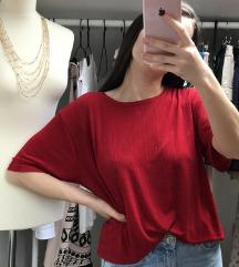 🌸 crvena majica