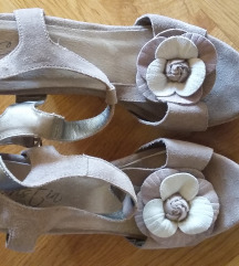 Vera pelle kozne sandale