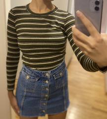 AKCIJA Guess bluza+Zara suknja 1500