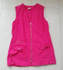Etam roze haljinica