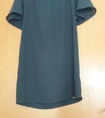 Tamno siva haljina amelie & amelie