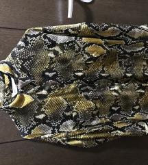 Snake print kosulja*snizena*