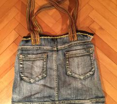 Vintage torba za leto