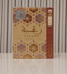 Lattafa Raghba set [EDP 100ml+50ml]