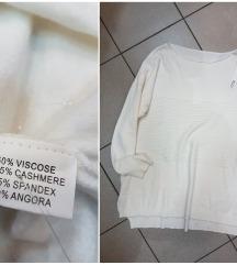 Italy * angora vuna viskoza NOVO
