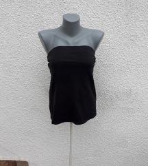 Top crna majica