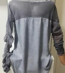 Bluza sa til rukavima