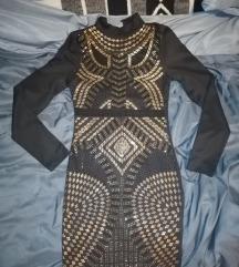 Svecana haljina sa cirkonima