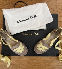 Massimo Dutty espadrile 34