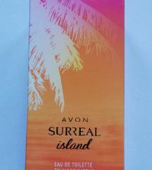 Surreal Island toaletna voda 75 ml *NOVO*