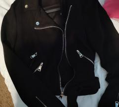 Crna jakna, Vel. S/M NOVO