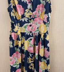Cvetna letnja haljina