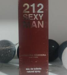 212 Sexy Man Carolina Herreara muški parfem 20 ml