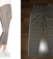 OPUS, checked pantalone sa linijom! NOVO!
