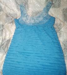 Letnja haljinica sa karnerima