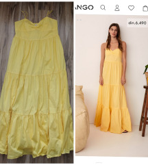 Mango duga haljina kao nova