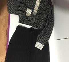 Brendirana suknja i kosulja