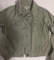 Original ESPRIT zenska maslinasta teksas jakna