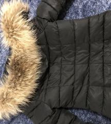 Zimska jakna m sa prirodnim krznom AKCIJA 3500