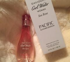 Davidoff Cool Water Pacific Summer tester