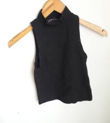 kratka majica rolka crna+poklon mindjuse