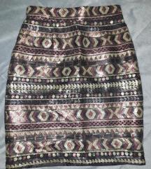 Mona suknja kao nova