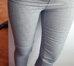 Duboke poslovne pantalone