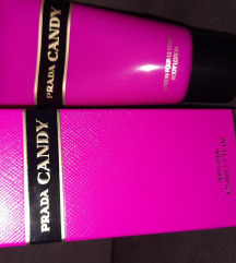 Prada CANDY body lotion NOVO