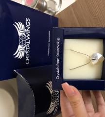 Nova Crystal swarovski ogrlica sada 3000 din
