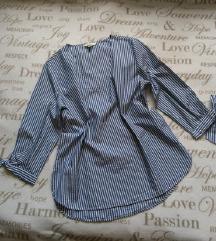 H&M pamucna bluza na pruge