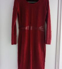 Nova, crvena haljina