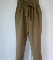 Pantalone,duboki struk,H&M