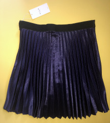 VILA plisirana suknja-novo sa etiketom
