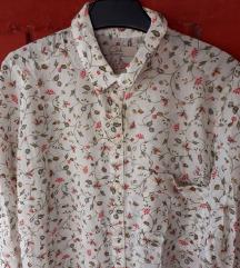 CLOCKHOUSE floral košulja novo