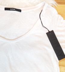 REPLAY prljavo bela majica NOVA ORIGINAL S