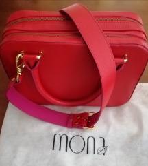 Mona crvena torba